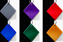 PERSPEX Royals Colour Range from Allplastics