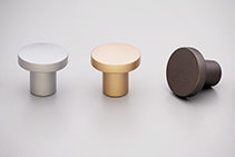 Bell Door & Drawer Knobs from Kethy