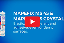 Commercial Hybrid Sealants & Adhesives from MAPEI