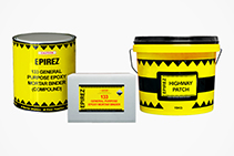 Concrete Repair with Epoxy or Cement by ITW Polymers & Fluids