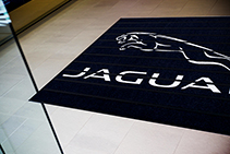 Creative Commercial Entrance Matting from Birrus