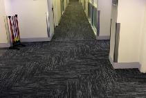 Herringbone Hospital Flooring from Totally Commercial Flooring