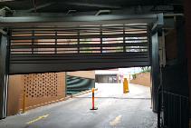 High Speed Car Park Shutter Doors from DMF International