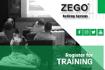 ICF Wall and Floor Training - Register with ZEGO