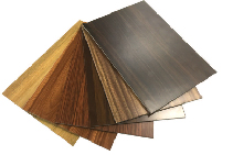 Timber, Metallic, and Pearl Finish Composite Panels from SAS