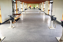 Commercial & Industrial Epoxy Flooring by Danlaid