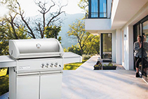 Infrared Barbeques - CROSSRAY® BBQs from Thermofilm