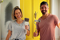 Summer Exterior Paint Projects 2021 with Dulux