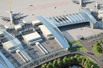 Airport Security Gates & Barriers from Magnetic Automation
