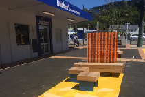 Bright Decorative Street Coating for Malls from MPS Paving