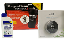 Hydronic Heating System Maintenance Pack from Hunt Heating