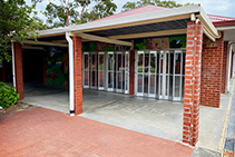 Commercial Folding Closures for Schools from ATDC