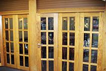 Versatile Exterior Bifold Doors for Restaurants from Wilkins Windows