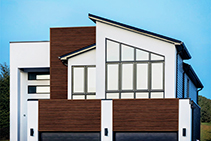 High Design Aluminium Siding - AlumiPro by Cedar Renditions
