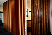 Superscreen Interior Timber Screens from Hazelwood & Hill
