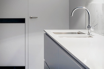 Platinum Sinks & Mixer Collection from Nover