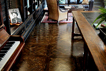 Handcrafted Timber Flooring Sydney from Antique Floors