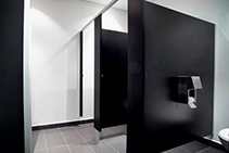Toilet & Shower Cubicles for Schools from Flush Partitions Australia
