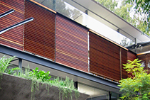 Aluminium Retractable Louvres from JWI Louvres