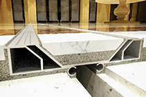Architectural Expansion Joints vs Architectural Floor Seismic Joints from Unison