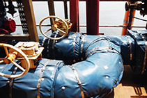 PFP Jackets: Jet Fire Tested Pipe Wrap Insulation from Bellis