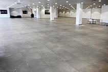 Premium Showroom Flooring with Adhesives from LATICRETE