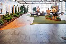 Custom Raised Access Floor Design by Tate