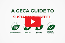 How to Specify Sustainable Steel with GECA