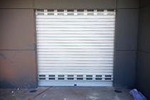 Overhead Commercial Roller Shutters - Series 2 by ATDC