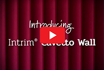 Curved and Textured Walls - New Cavetto Wall from Intrim