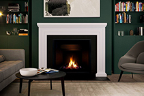 DF990 Gas Fireplaces New from Escea