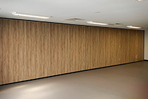Operable Walls for Recreation or Leisure Centres from Bildspec