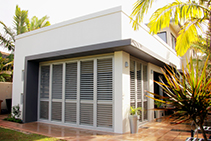 Premium Security Plantation Shutters from ATDC