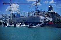Airtight Building Site Containment Sydney from Monarflex
