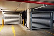 High-Speed Carpark Doors from DMF International