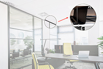 Prevent Noise Transfer in Office Buildings with Pyrotek