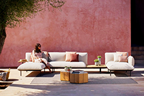 New Senja Modular Outdoor Sofa from Cosh Living