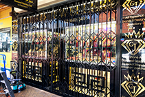High-end Security Doors & Shutters from ATDC