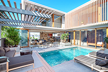 Luxury Timber-look Battens & Decking from DECO