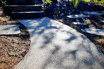 Slip-Resistant Pathways for Commercial Applications by StoneSet