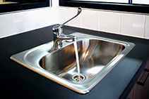 Stainless-steel Plumbing Fixtures & Fittings from Britex