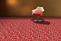 Exchrome Bespoke Printed Carpets from Nolan Group