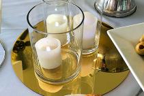 Gold Acrylic Mirror Sheets from Allplastics