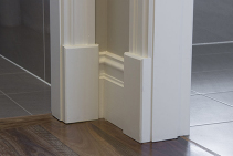 Skirting Blocks for Interior Design Impact from Intrim Mouldings