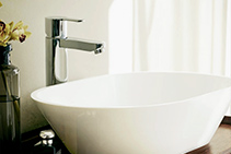 ClearStone Hard-Wearing Stone Basins by Nover
