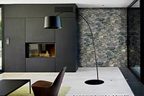 Dry Stone Modular Wall Panels from DecoR Stone