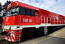 Durable Colour Coating for The Ghan by Dulux Protective Coatings