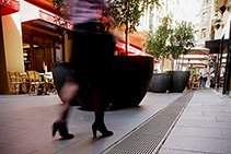Non-Slip Drainage for Public Area from ACO
