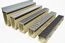 Polymer Concrete Drainage Channel from Weldlok by NEPEAN