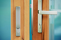 Dual Point Locks for Exterior Folding Doors from Brio